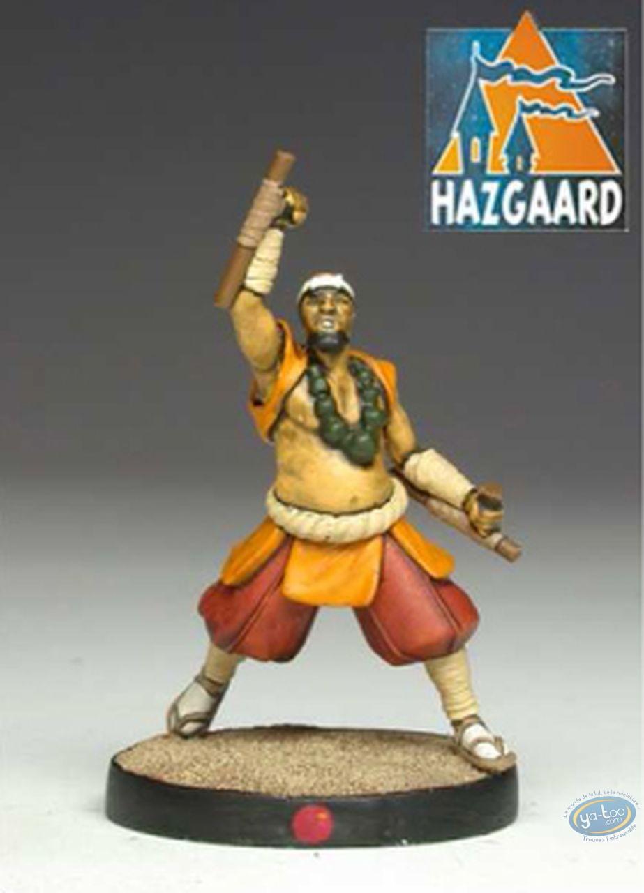 Metal Figurine, Okko : Bodyguard