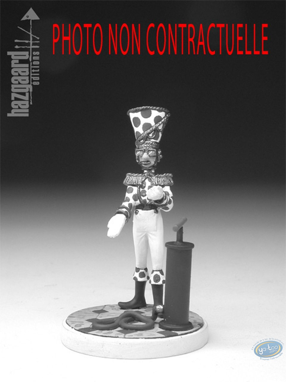 Metal Figurine, Nef des Fous (La) : Sergeant - White Tower (unpainted)