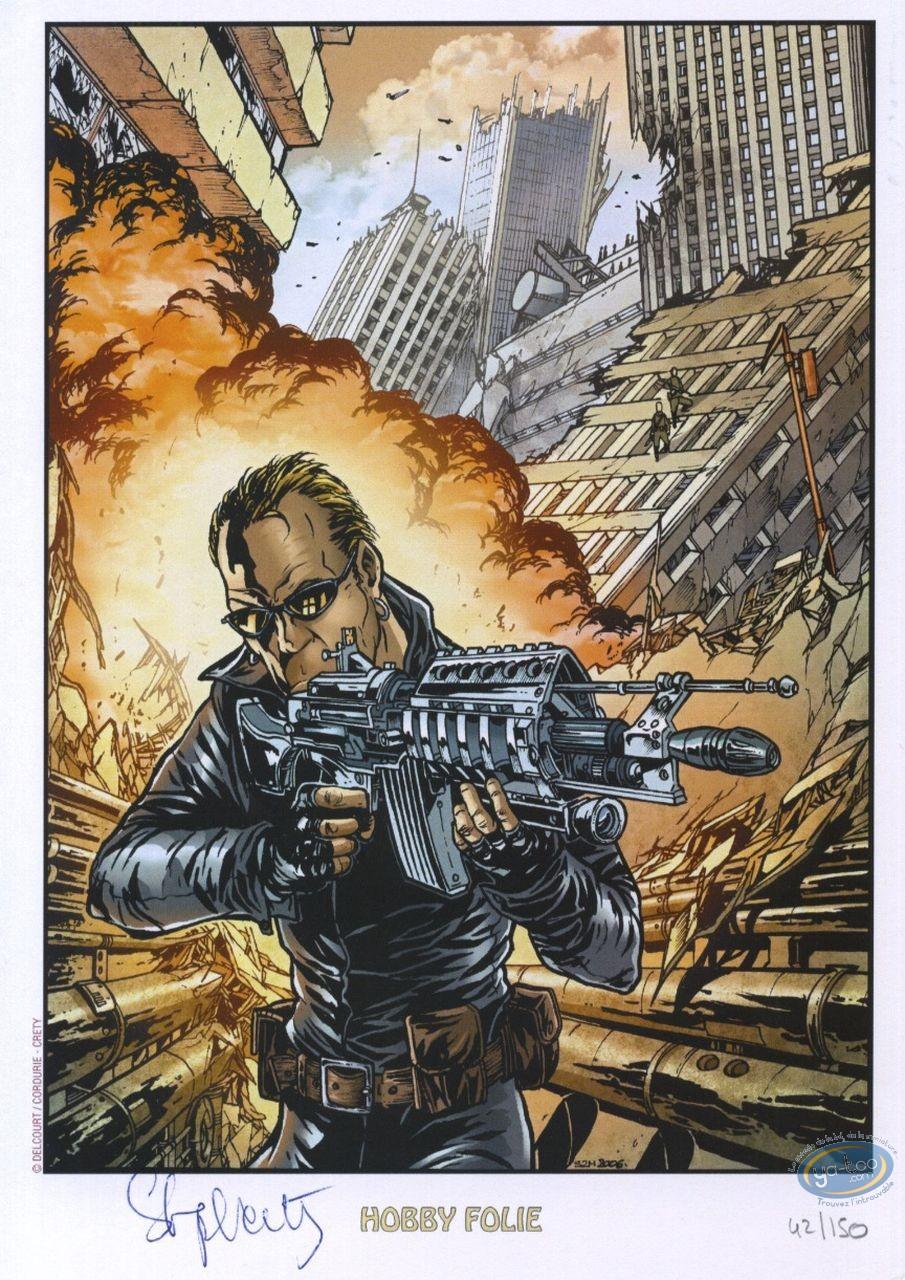 Bookplate Offset, Acriboréa : Explosion