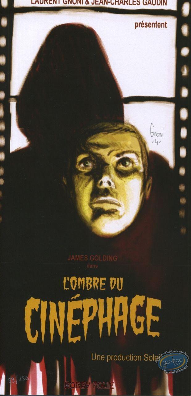 Bookplate Offset, Ombre du Cinéphage (L') : Face