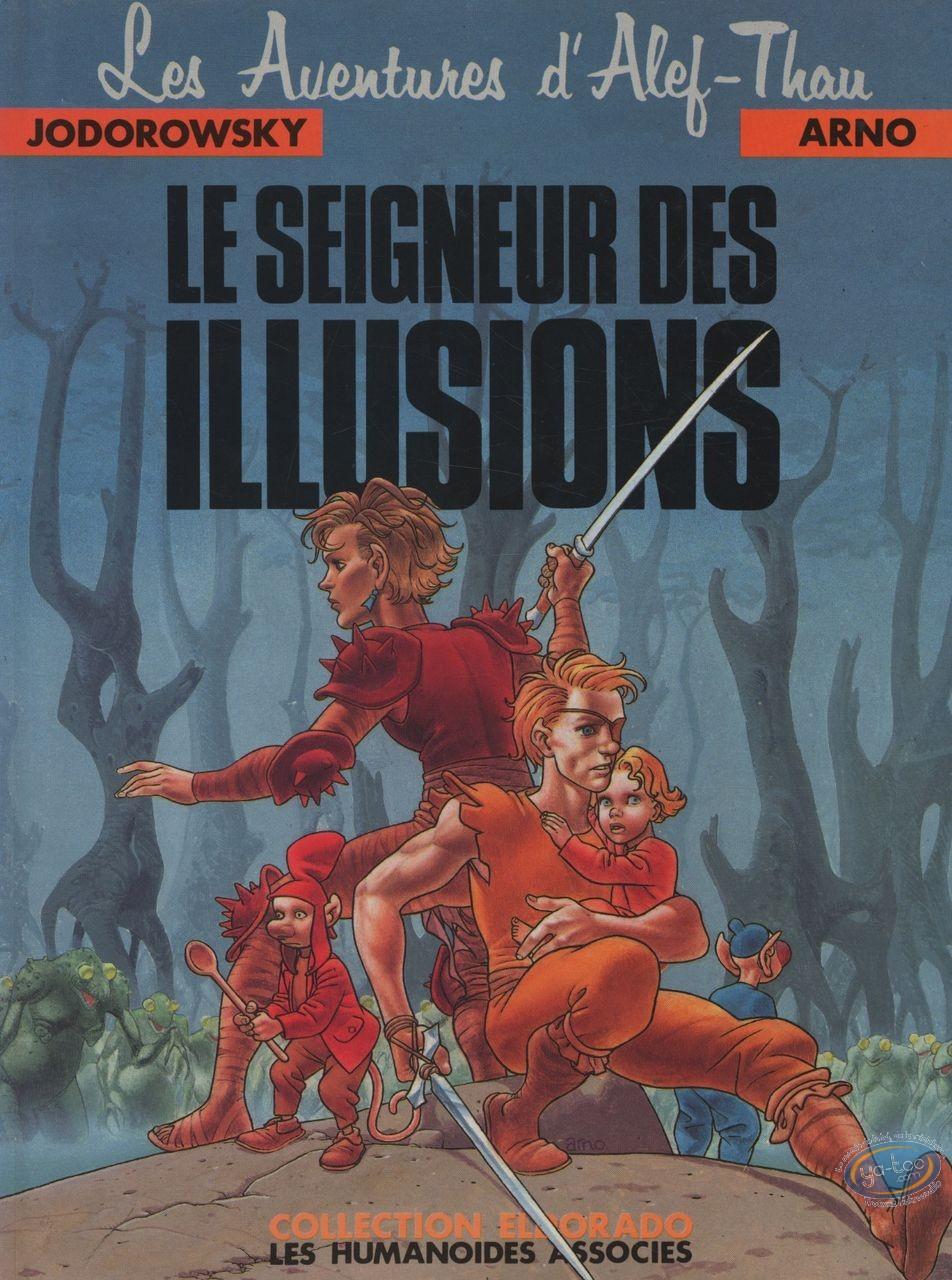Listed European Comic Books, Alef-Thau : Le Seigneur des Illusions