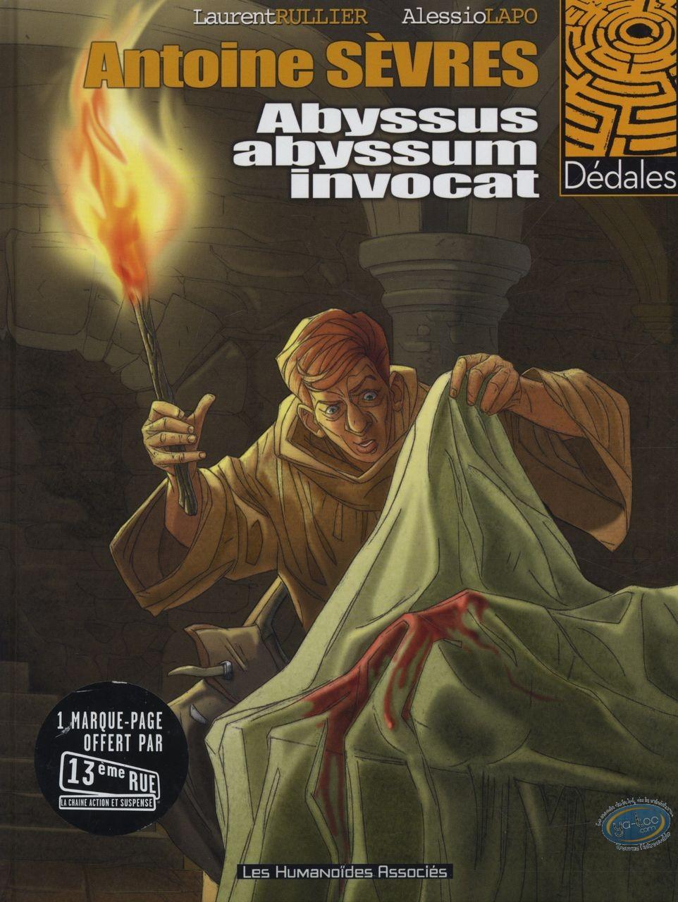 Reduced price European comic books, Antoine Sèvres : Toma 1 - Abyssus abyssum invocat