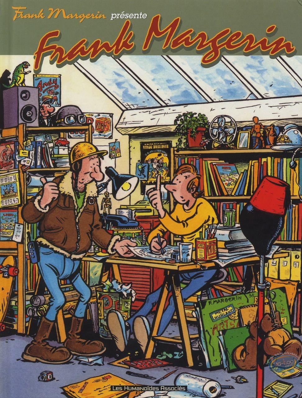 Used European Comic Books, Frank Margerin Présente : T4 - Frank Margerin