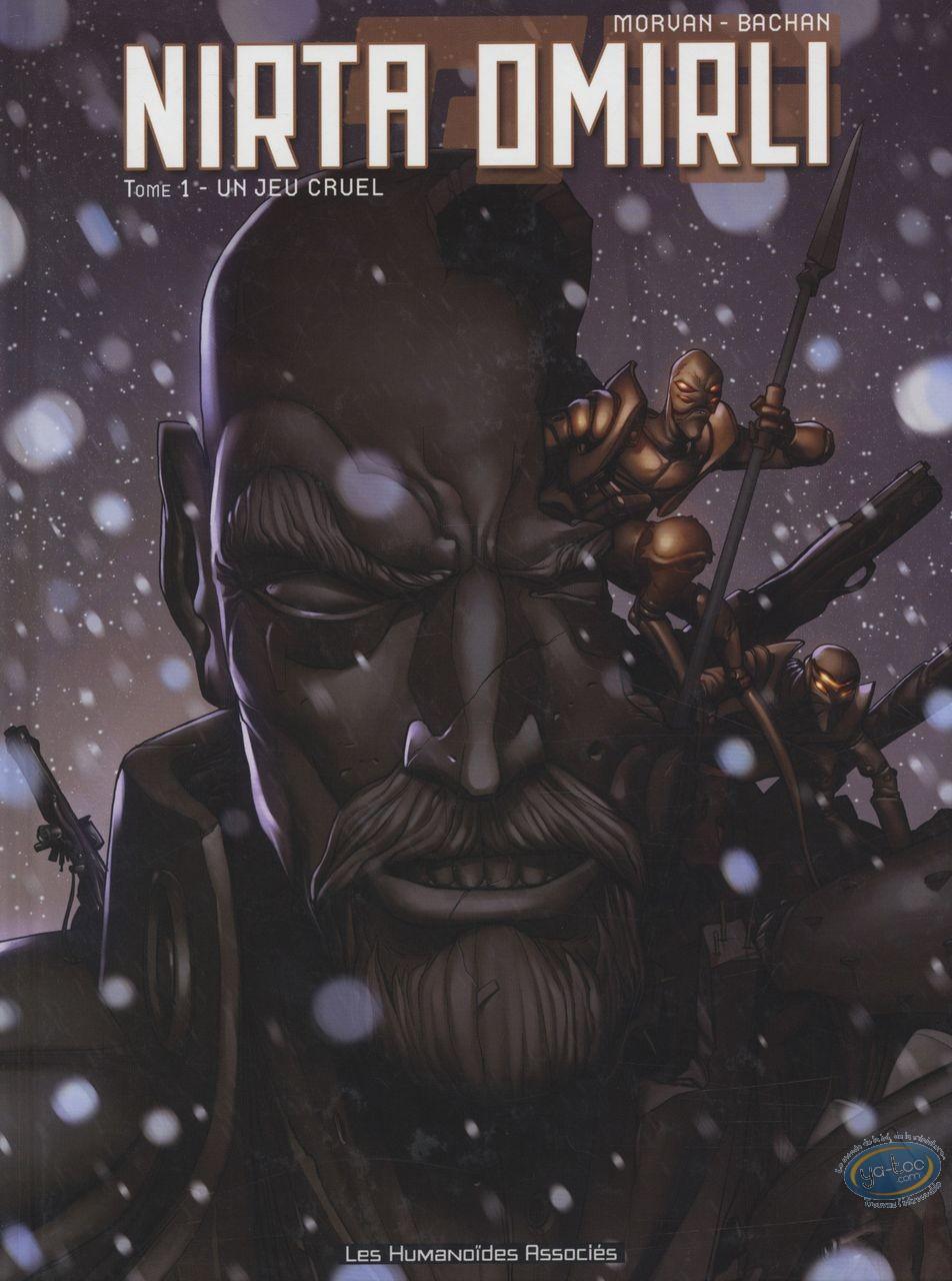 Reduced price European comic books, Nirta Omirli : Tome 1 - Un jeu cruel