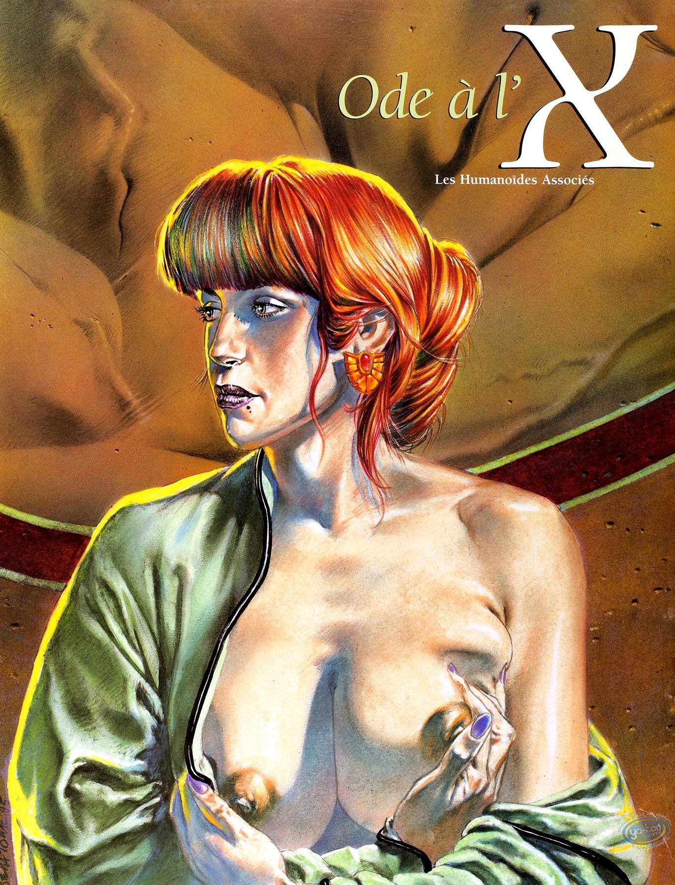 Adult European Comic Books, Ode à l'X : Ode à l'X