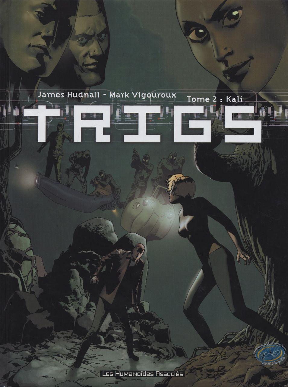 Reduced price European comic books, TRIGS : T2 - Kali