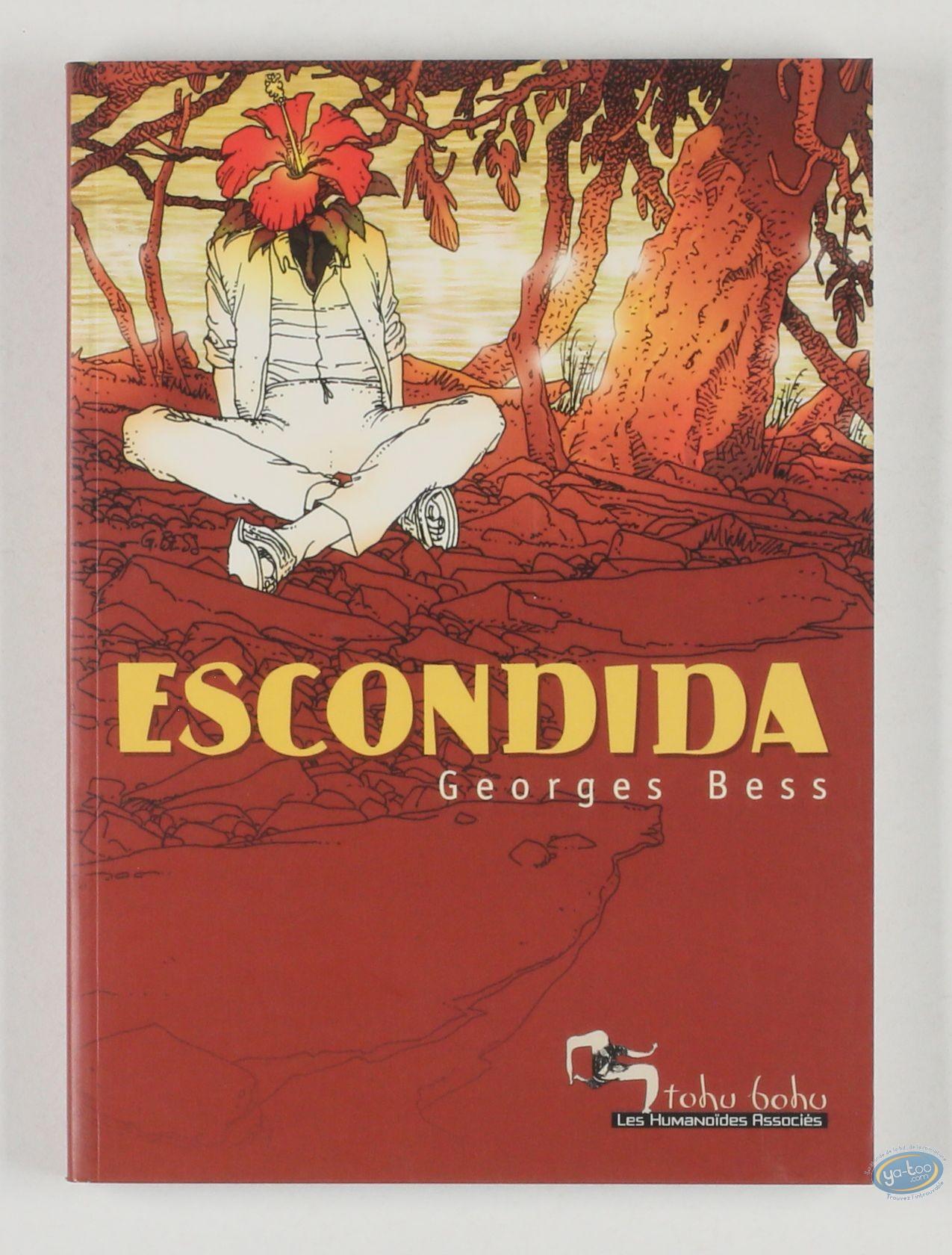 Reduced price European comic books, Tohu Bohu : Escondida - Collection Tohu Bohu