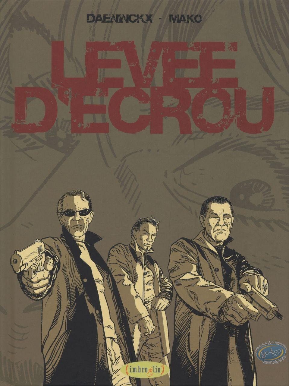 Reduced price European comic books, Levée d'écrou : Levée d'écrou