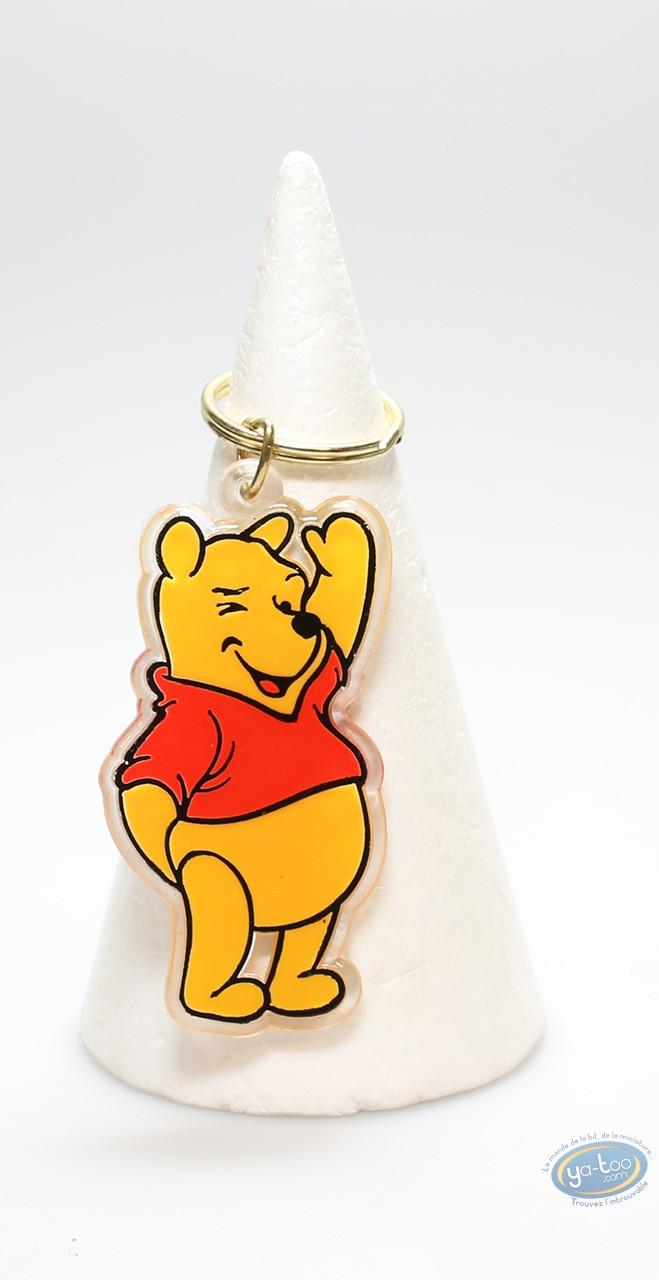 Keyring, Winnie the Pooh : Winnie welcoming