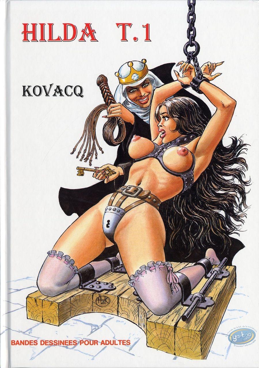 Adult European Comic Books, Hilda : Hilda