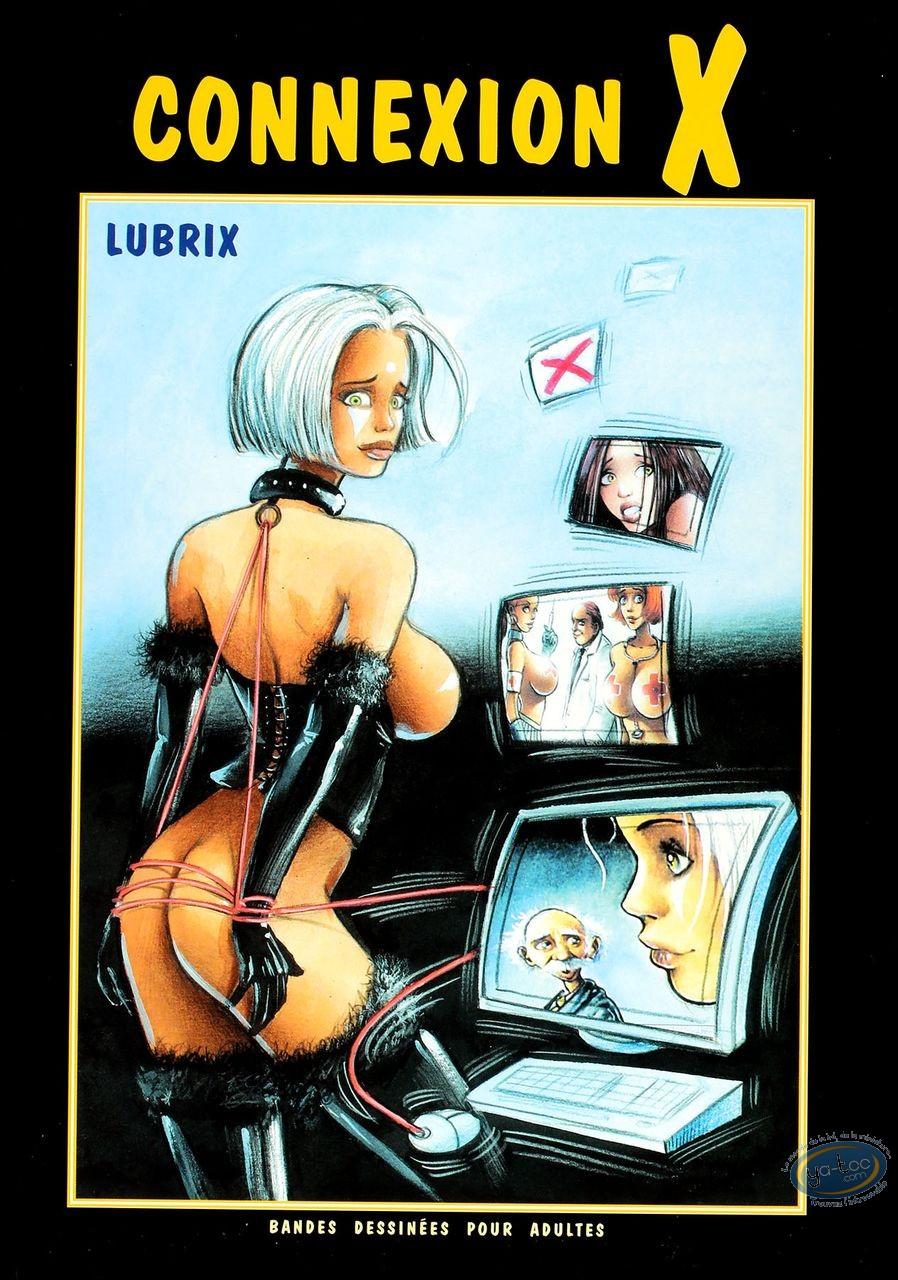 Adult European Comic Books, Connexion X