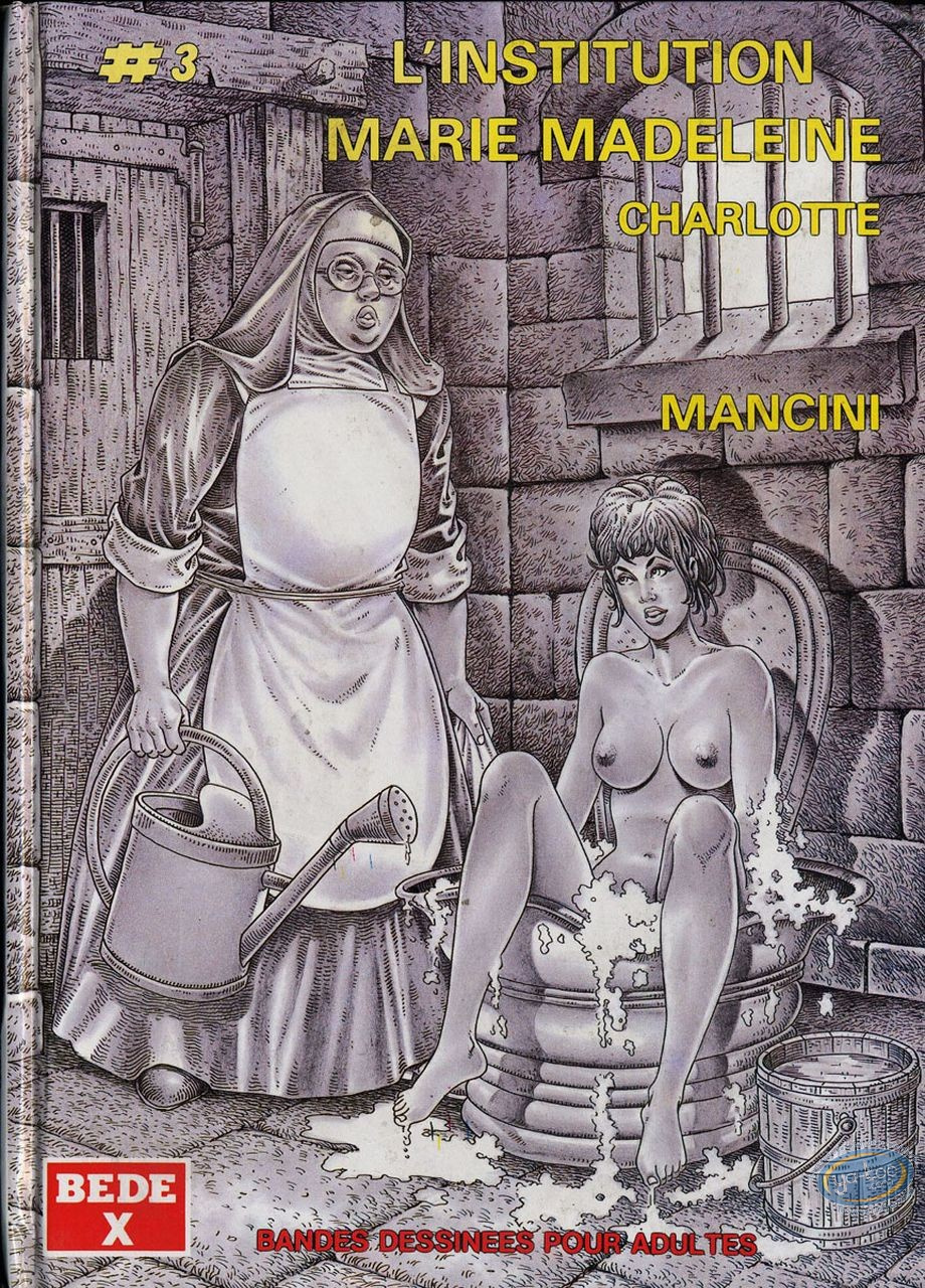 Adult European Comic Books, L'institution Marie-Madeleine Charlotte