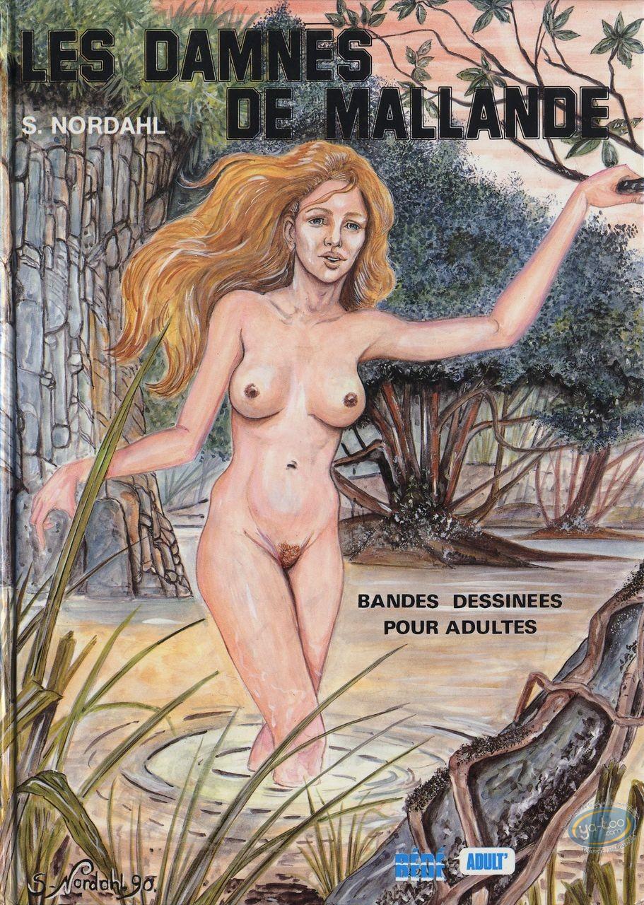 Adult European Comic Books, Les Damnés de Mallande