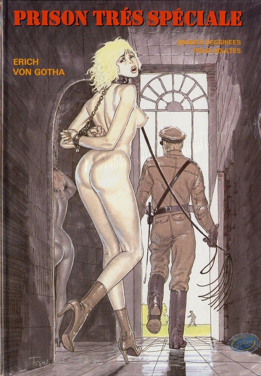 Adult European Comic Books, Prison très spéciale