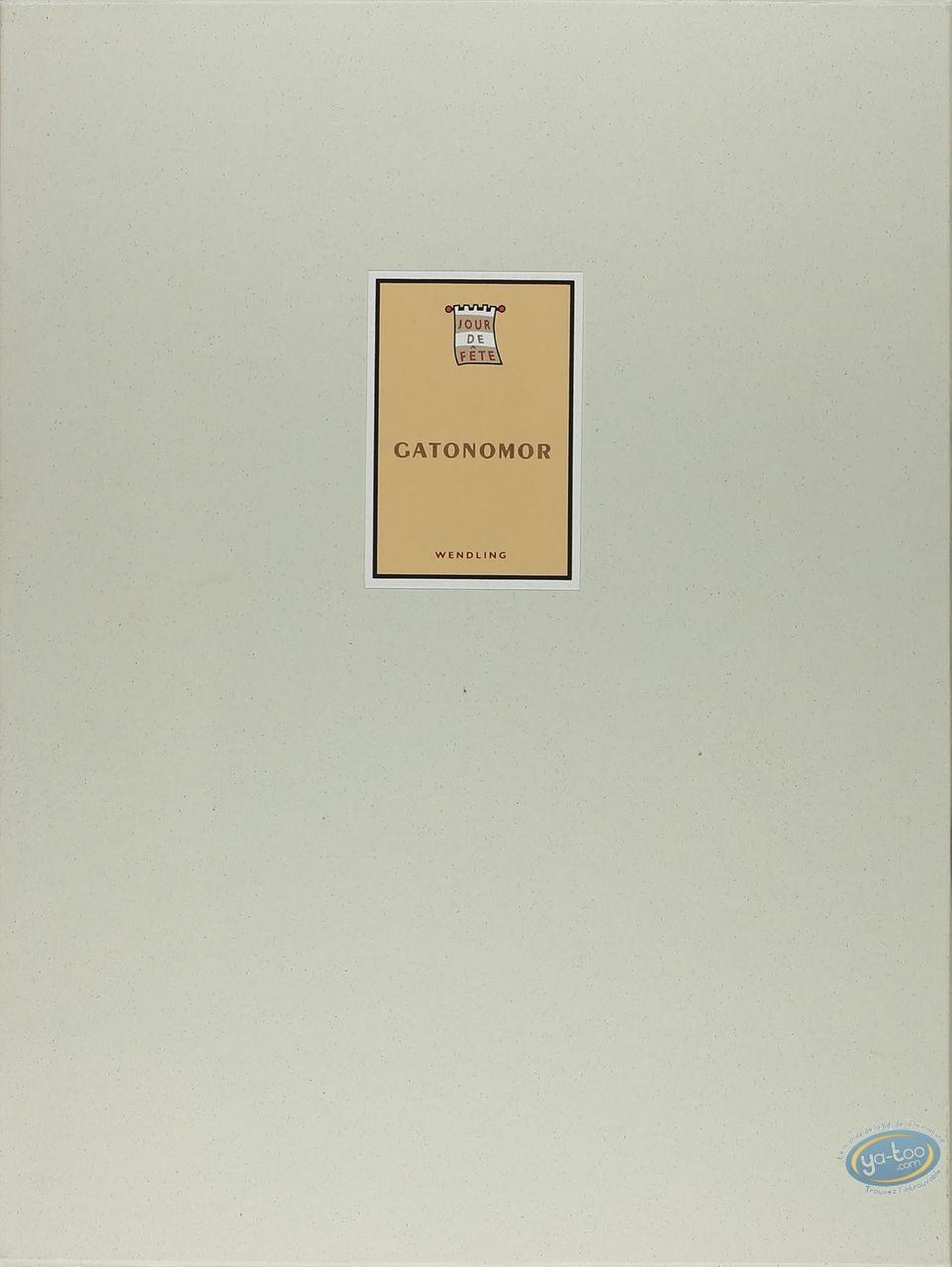 Portfolio, Wendling : Wendling, Gatonomor