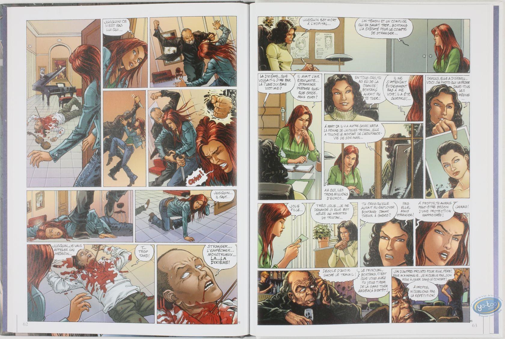 European Comic Books, La dixième symphonie