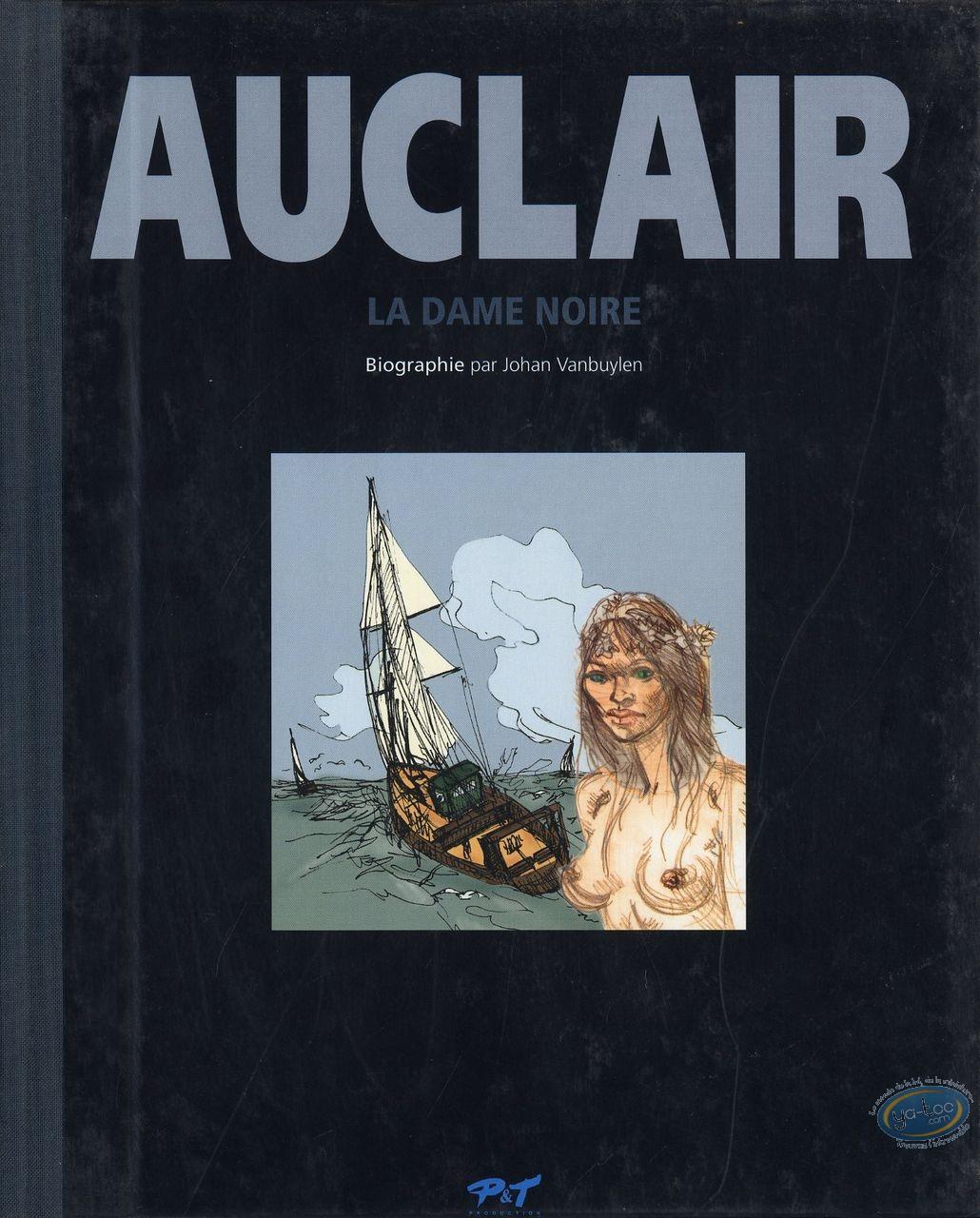 Reduced price European comic books, Dame Noire (La) : Biographie 'La ballade de cheveu-rouge' La dame Noire