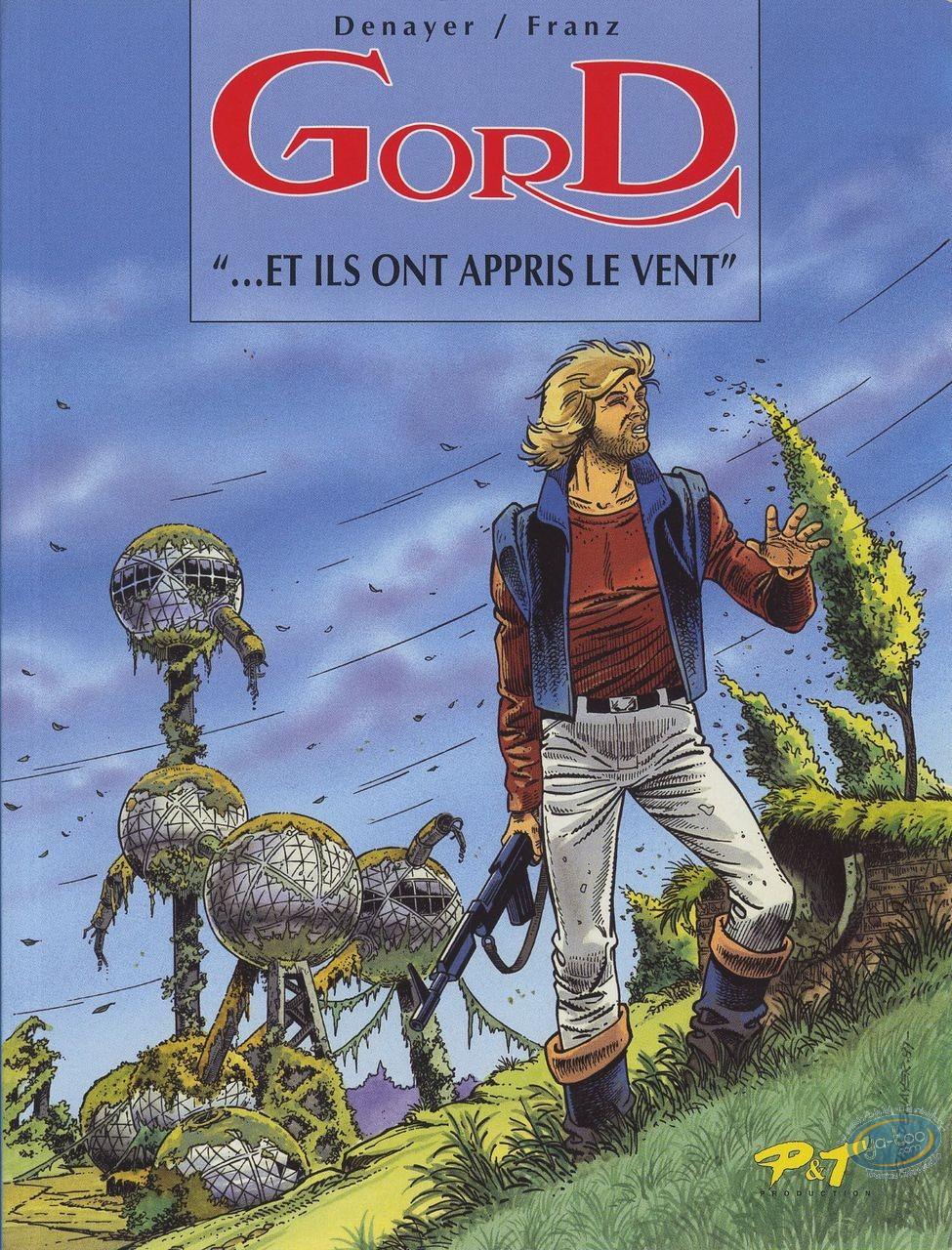 European Comic Books, Gord : et ils ont appris le vent