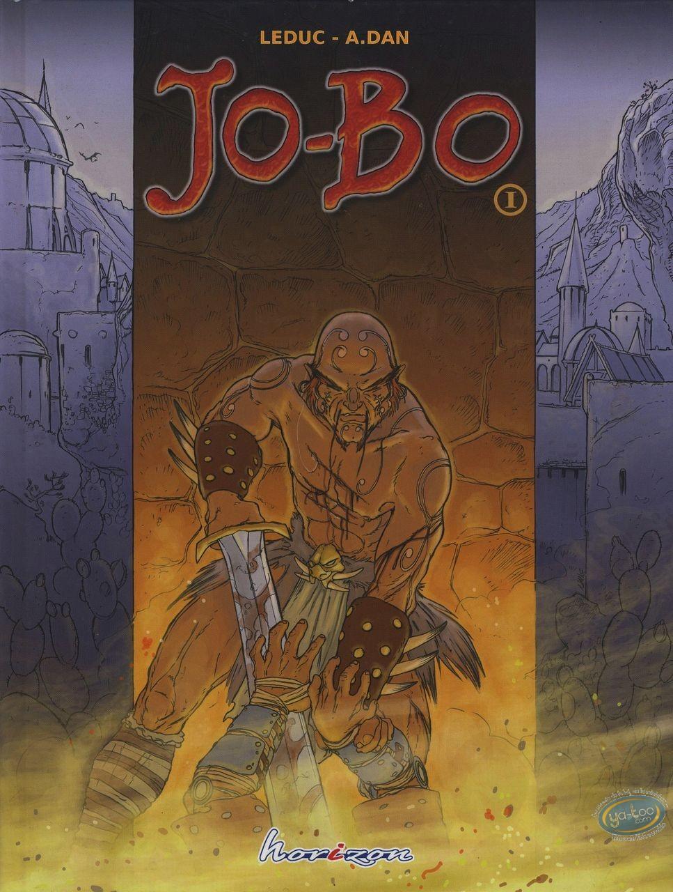 European Comic Books, Jo-Bo : Jo-Bo