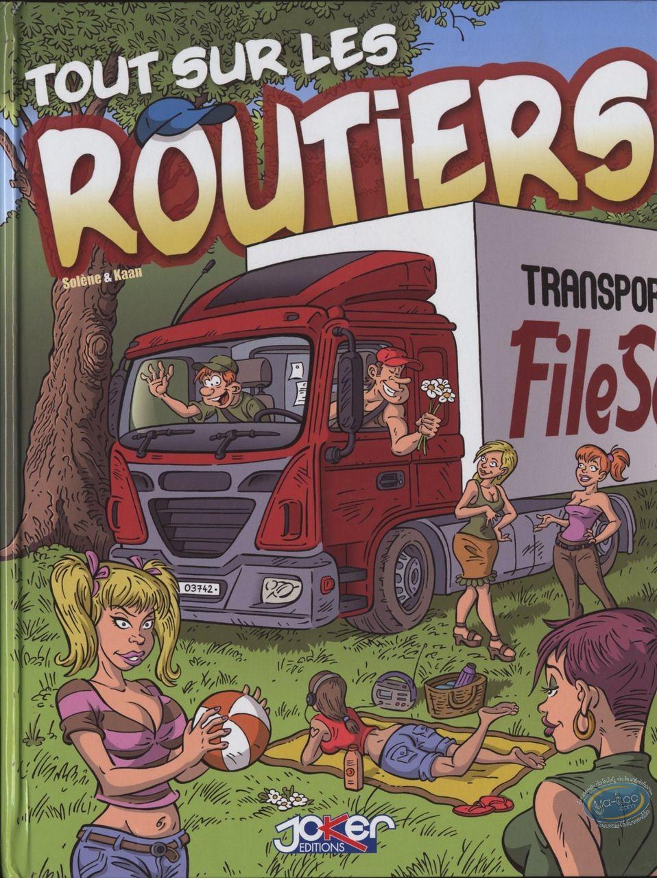 Reduced price European comic books, Tout sur … : Tout sur ... Les routiers