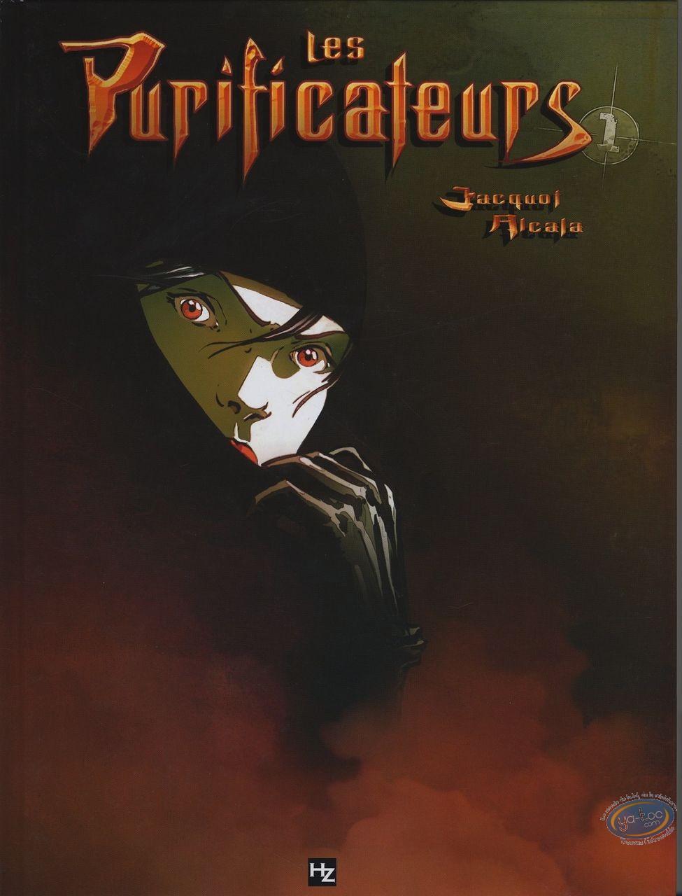 European Comic Books, Purificateurs (Les) : Les purificateurs