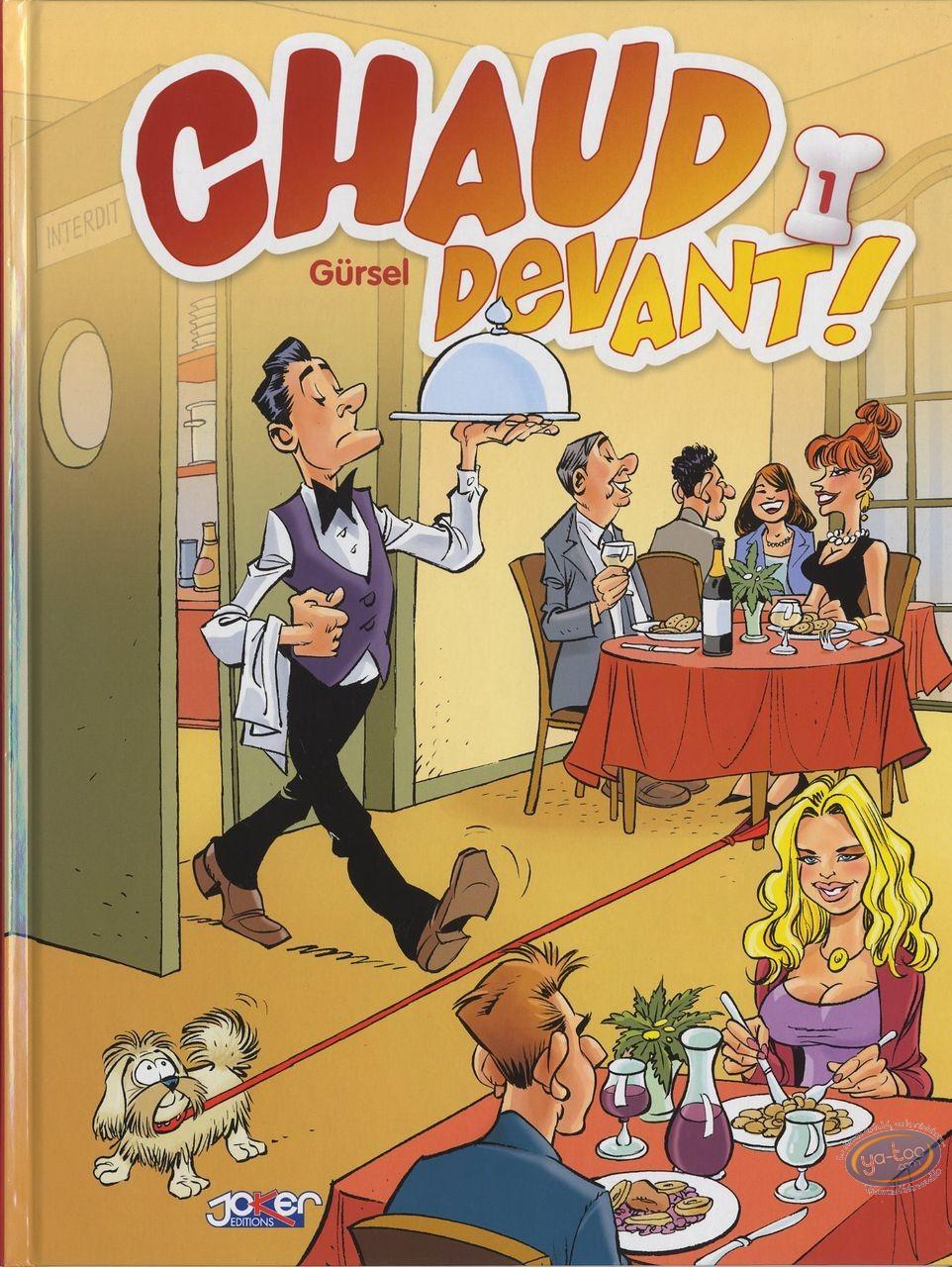 European Comic Books, Restauration (La) : Chaud devant