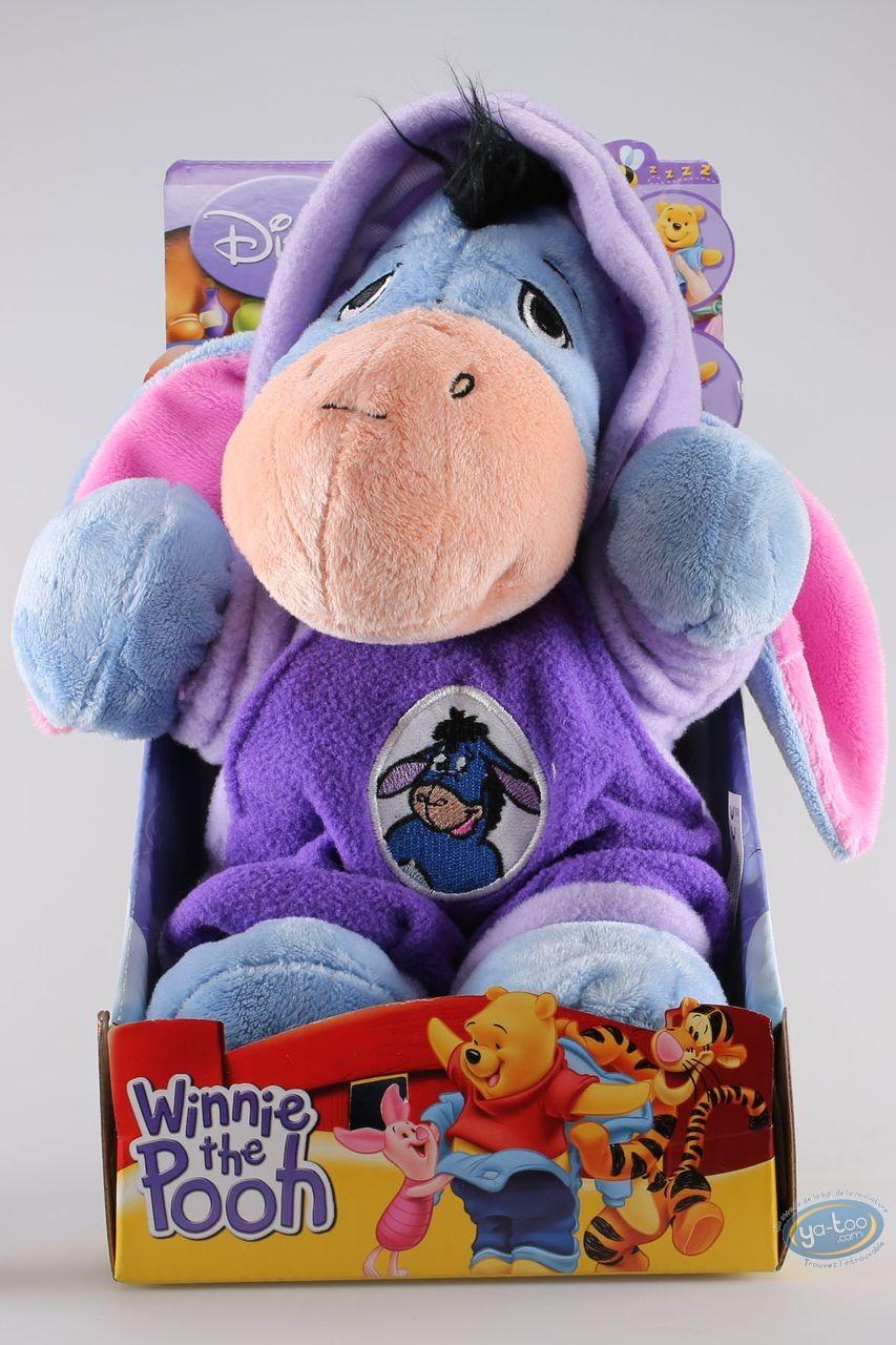 Plush, Winnie the Pooh : Winnie the Pooh : Eyeore, Disney