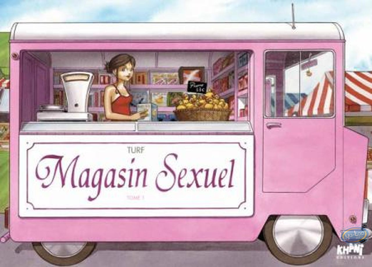 Limited First Edition, Magasin Sexuel : Magasin Sexuel