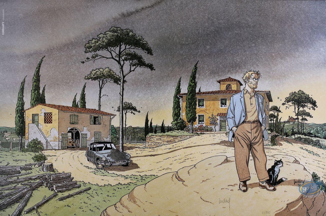 Offset Print, Après la Pluie : After the Rain
