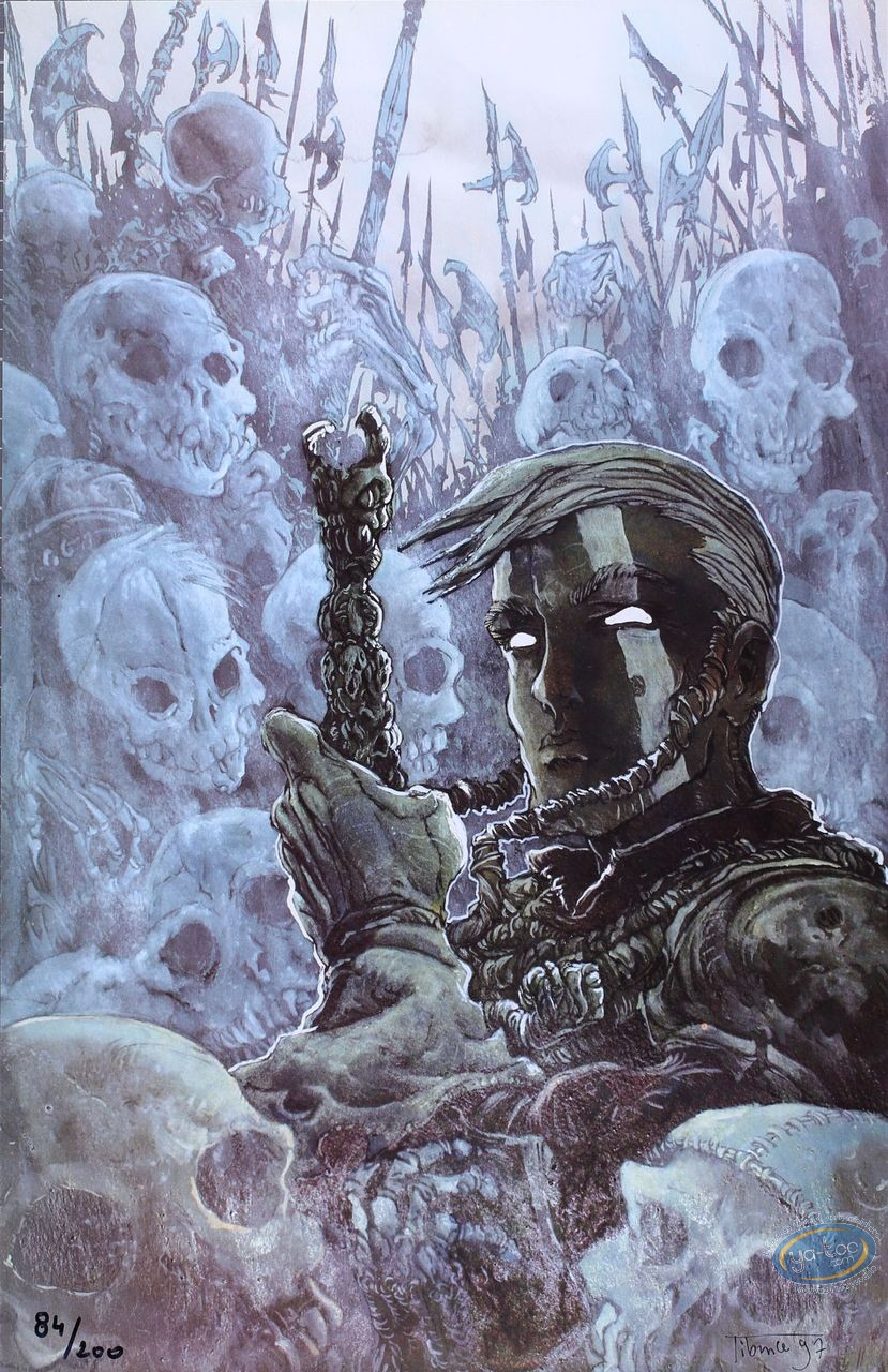 Offset Print, Gorn : Army of Skulls