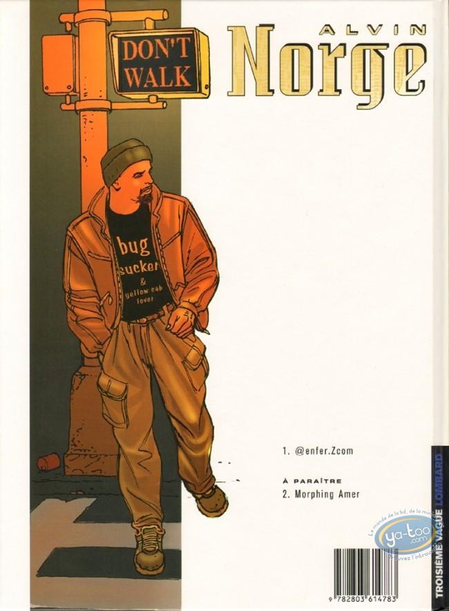 Listed European Comic Books, Alvin Norge : @enfer.Zcom