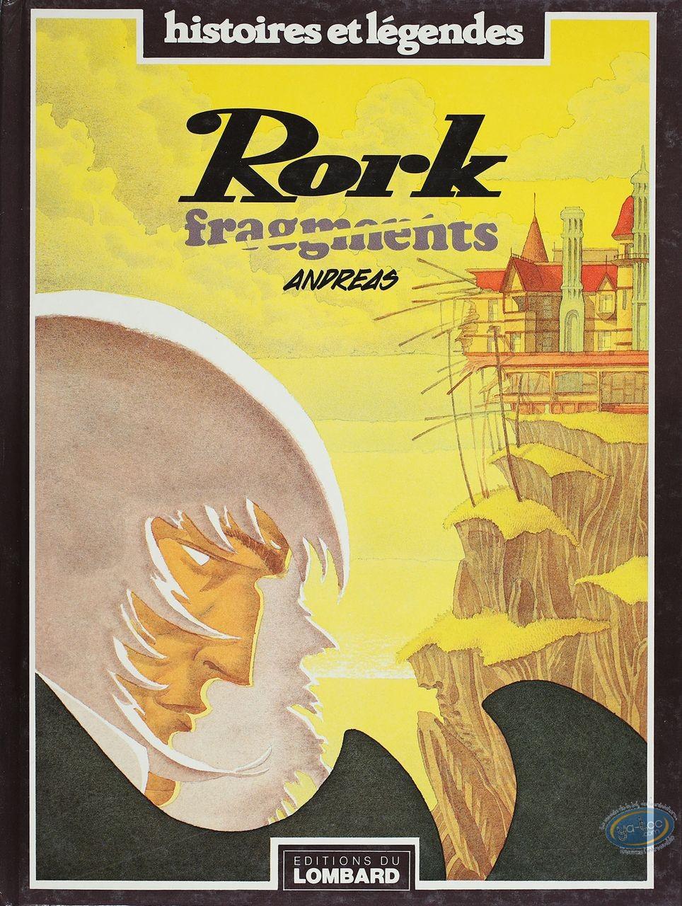 Listed European Comic Books, Rork : Fragments