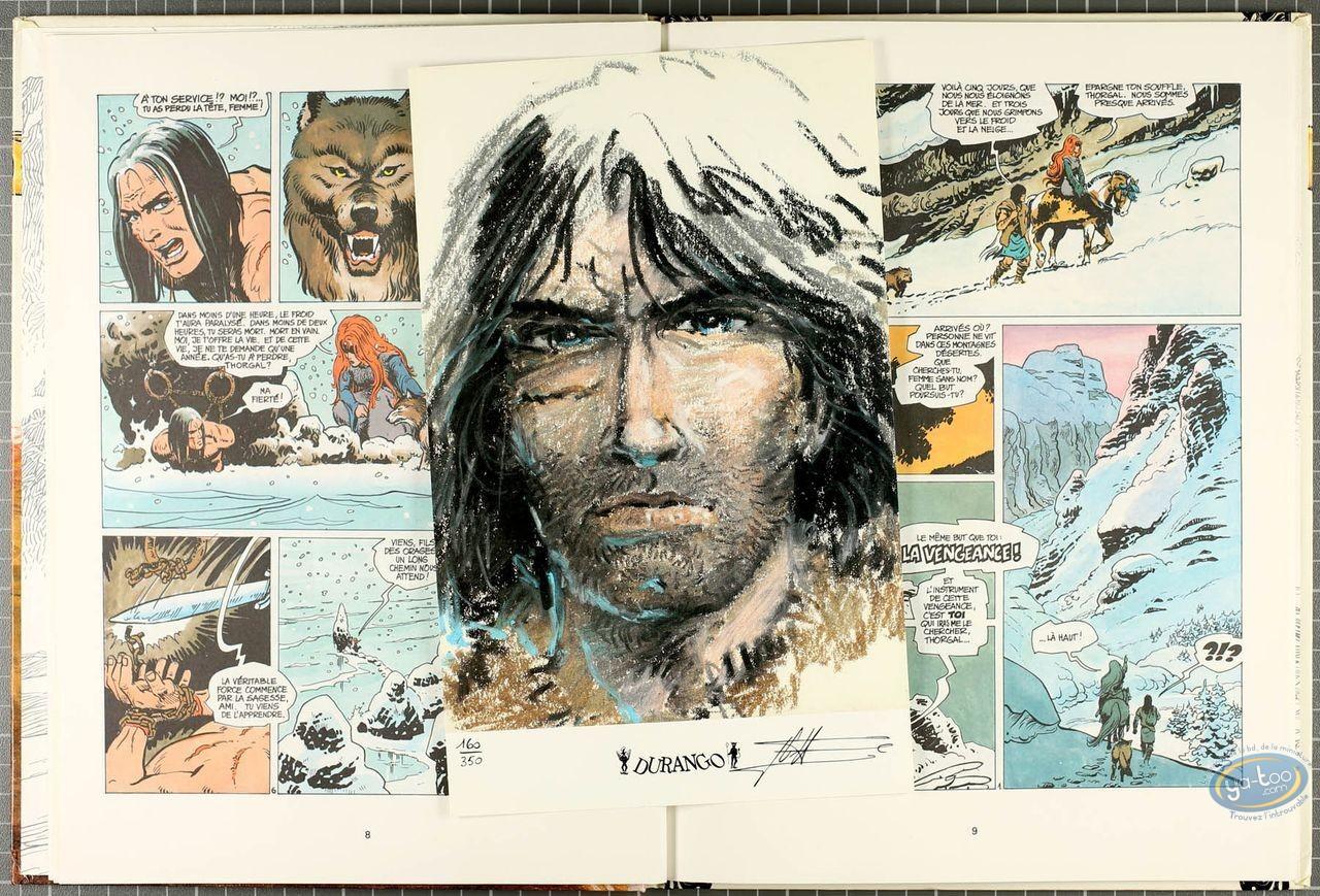 Listed European Comic Books, Thorgal : Thorgal