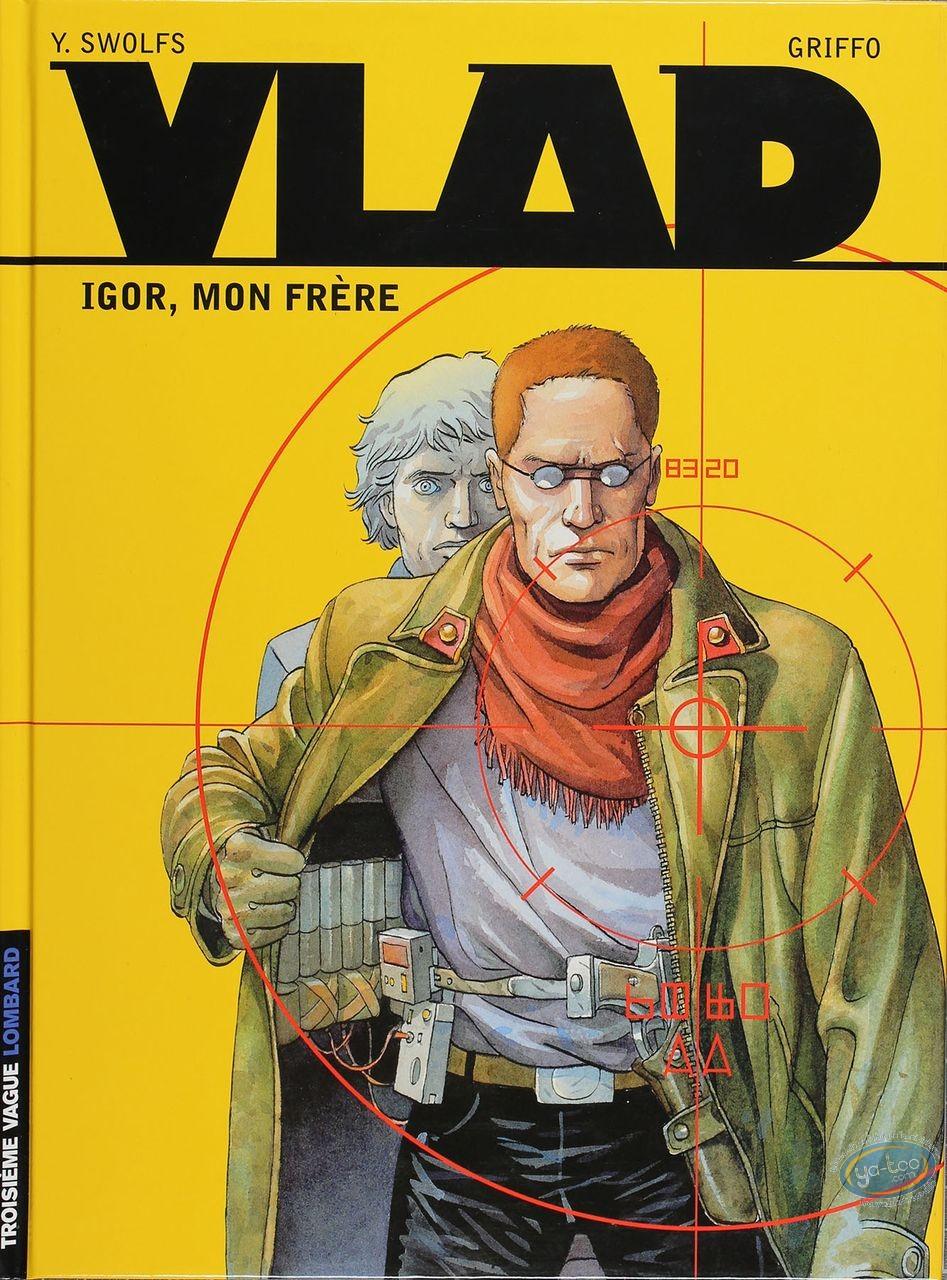 Listed European Comic Books, Vlad : Igor, Mon Frere