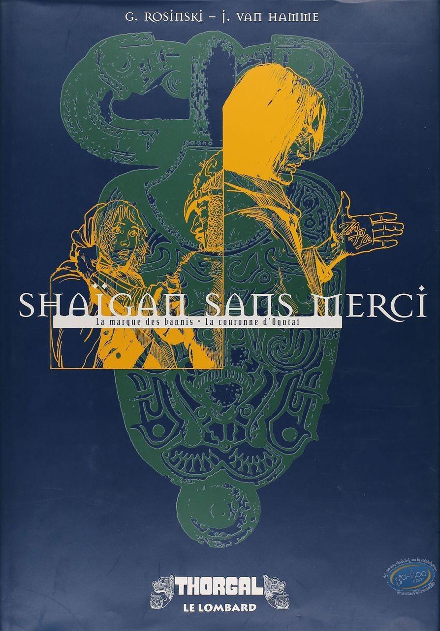 Limited First Edition, Thorgal : Shaïgan Sans Merci
