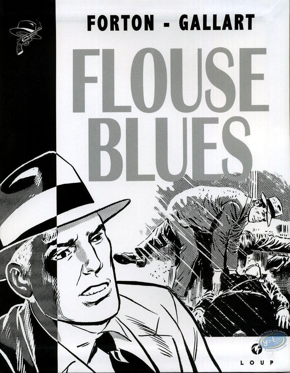 Reduced price European comic books, Dan Geronimo : Dan Geronimo - Flouse Blues