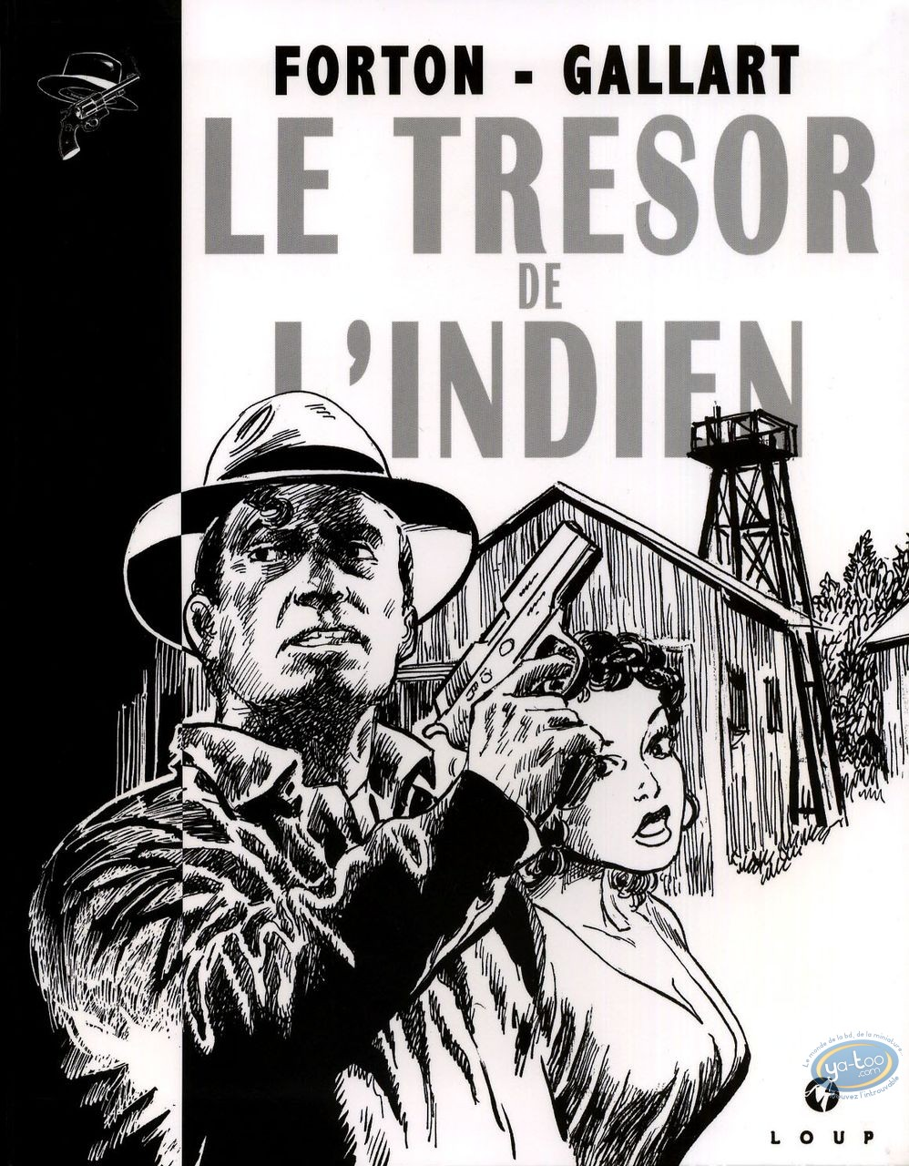 Reduced price European comic books, Dan Geronimo : Tom Drake - Le trésor de l'indien
