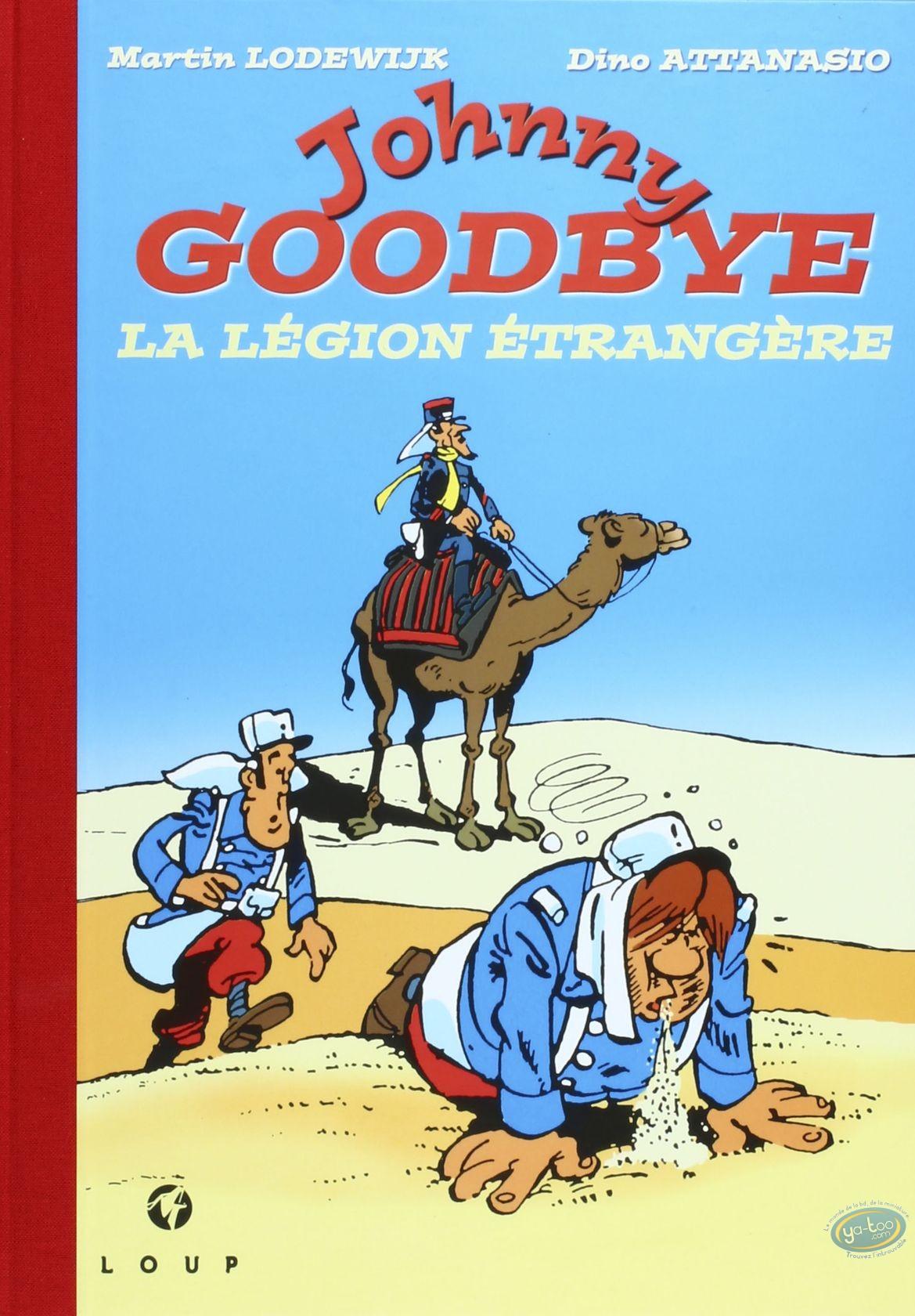Limited First Edition, Johnny Goodbye : La legion etrangere