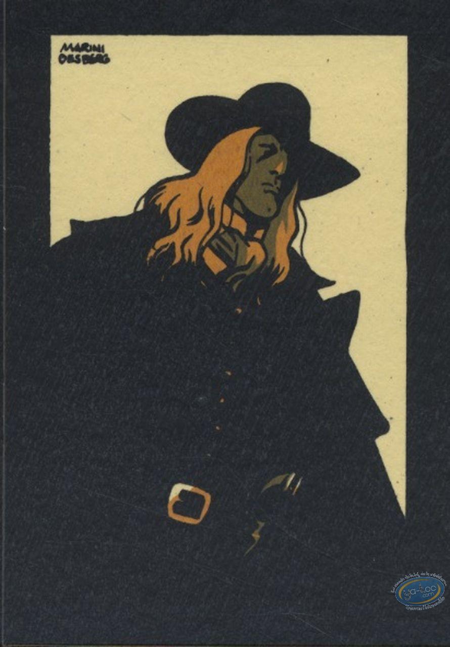 Bookplate Serigraph, Etoile du Désert (L') : Cauldray
