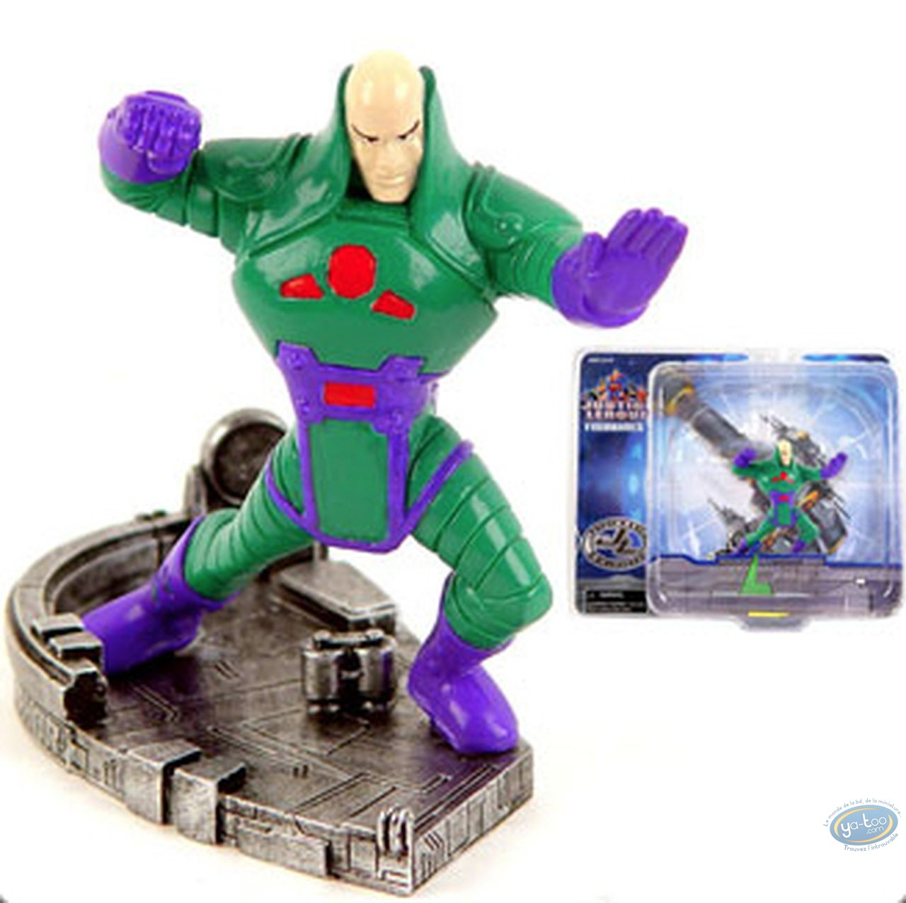 Resin Statuette, Justice League : Lex Luthor