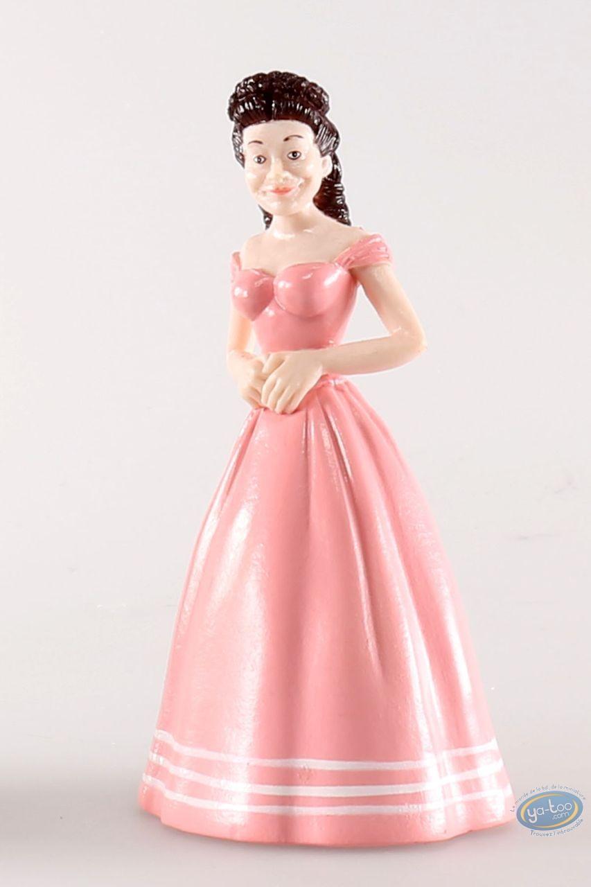 Plastic Figurine, Lissi Und Der Wilde Kaiser : Princesse