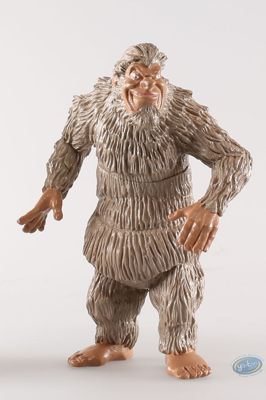 Plastic Figurine, Lissi Und Der Wilde Kaiser : Yeti