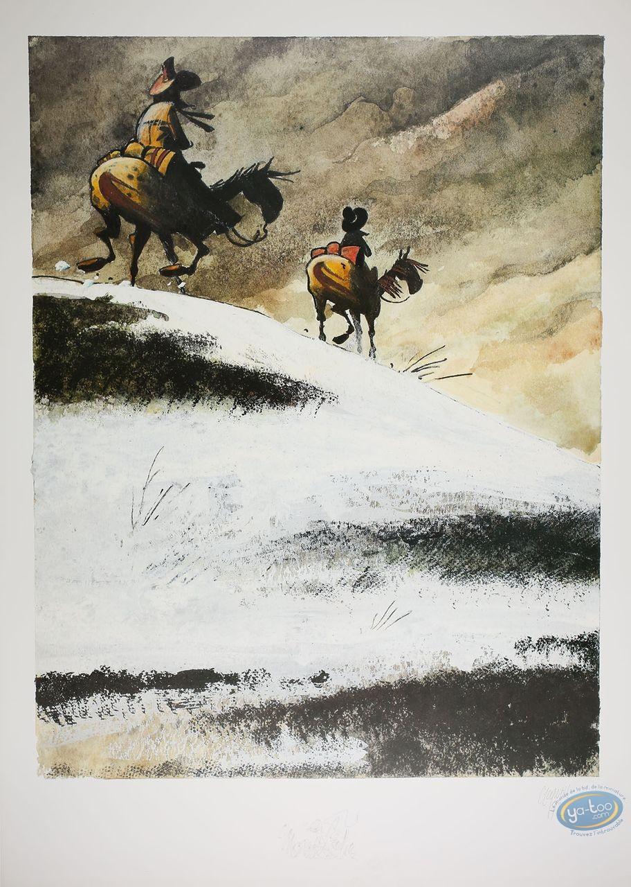 Offset Print, Rider