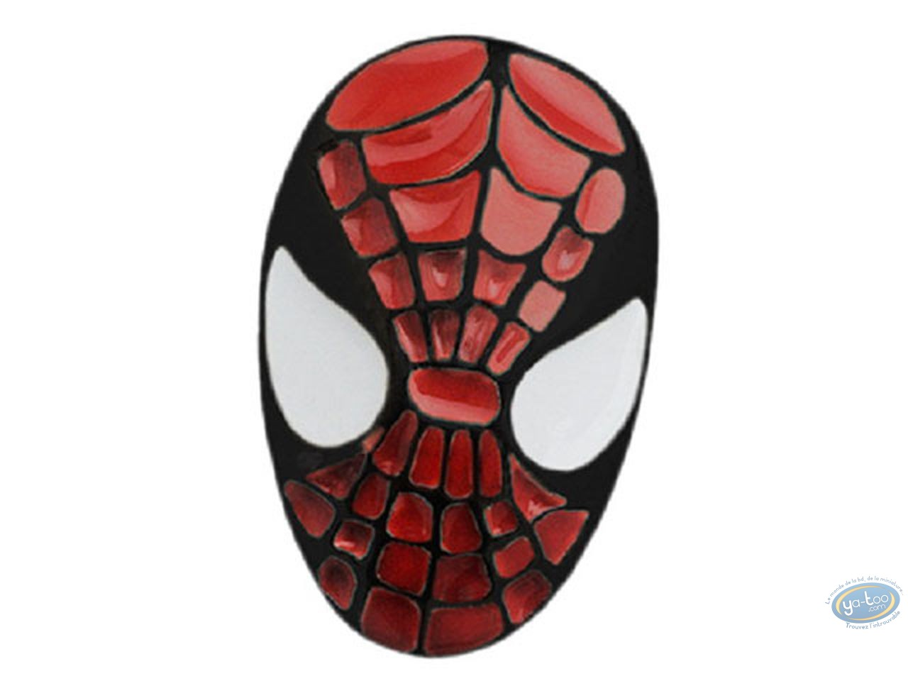 Jewelry, Spiderman : Spiderman Head