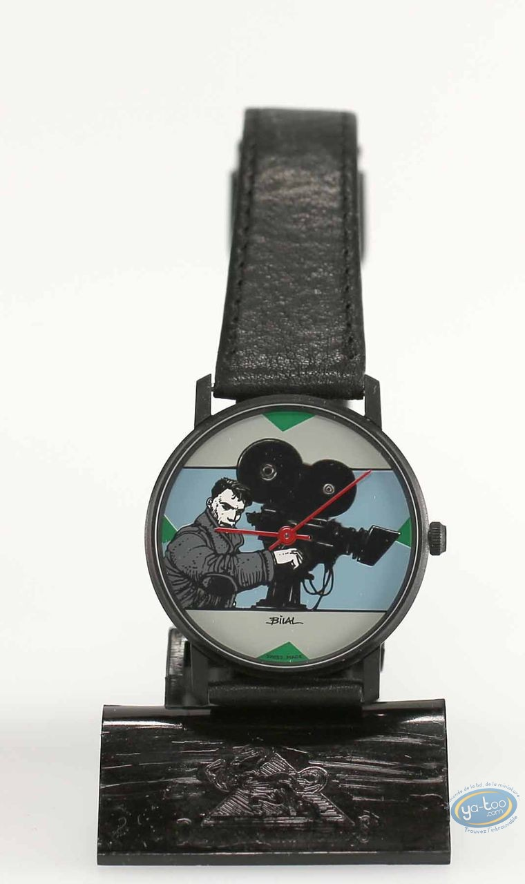 Clocks & Watches, Bilal : Watch, Bilal : Cinema
