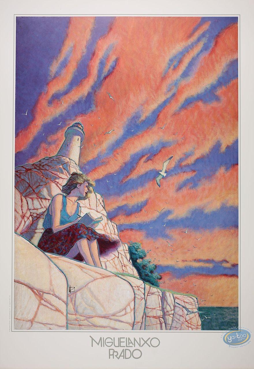 Offset Print, Lighthouse