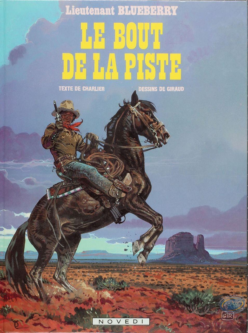 Listed European Comic Books, Blueberry : Le bout de la piste