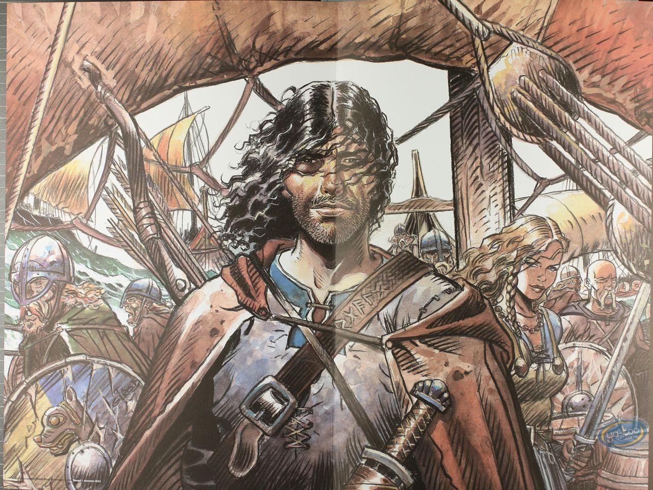 Deluxe Edition, Thorgal : Les Archers