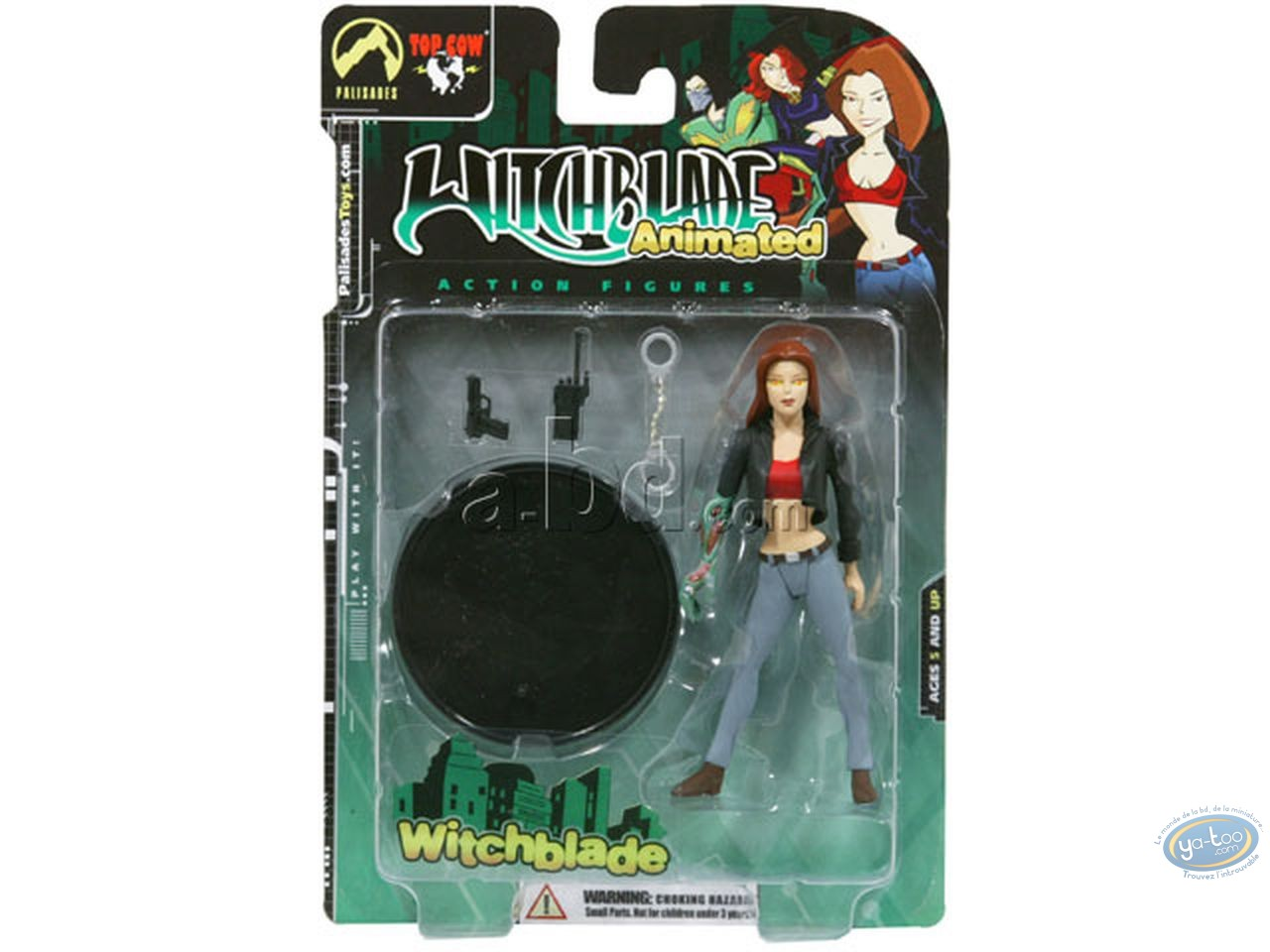 Action Figure, Witchblade : Michael Turner, Witchblade