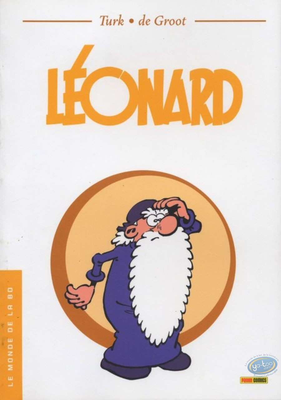 Used European Comic Books, Léonard : Turk, Léonard